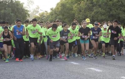 Carrera FEUQ se mueve 2015
