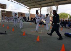 """Policía de El Marqués lleva a cabo la jornada de Prevención de Adicciones """"Por un estilo de vida saludable"""""""