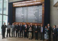 Reconocen a fiscales por Día Nacional del Ministerio Público