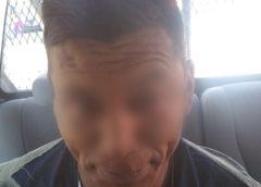 Ciudadanos detienen a sujetos que intentaron robar bolso a mujer