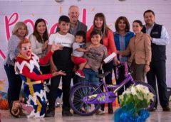 DIF estatal y El Marqués celebran fiestas decembrinas con posada navideña
