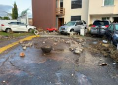 Seguro de CEA pagará daños por fuga de agua en Monte Blanco: Enrique Abredrop