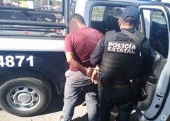 Detienen a sujetos con 5 armas de fuego en Corregidora