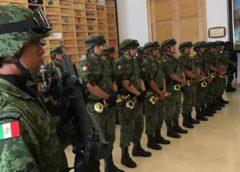 Ejército Mexicano reitera su compromiso con los queretanos de garantizar seguridad